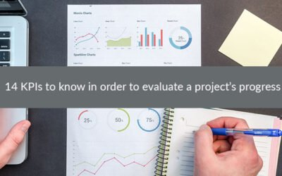 14 KPIs to know in order to evaluate a project's progress