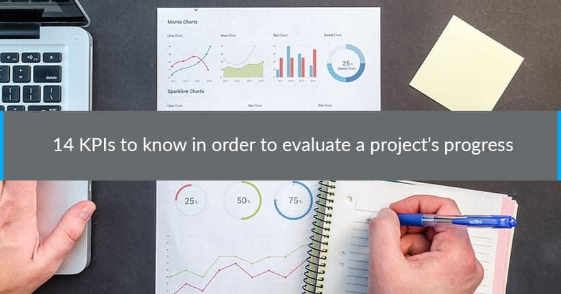 KPI Evaluate Progress Project