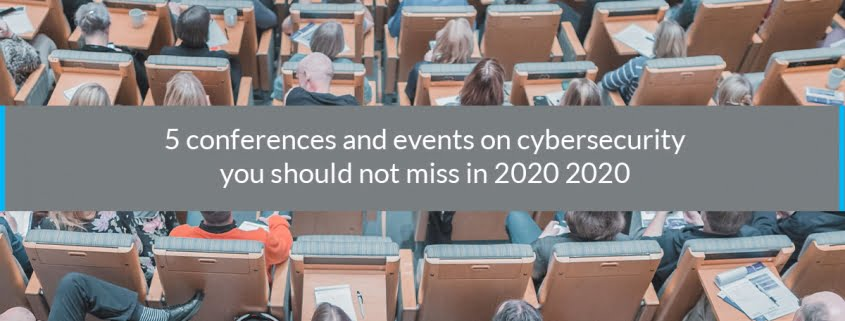 5 conferences events cybersecurity 2020