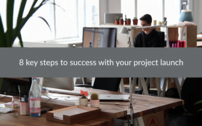8 key steps to success with your project launch