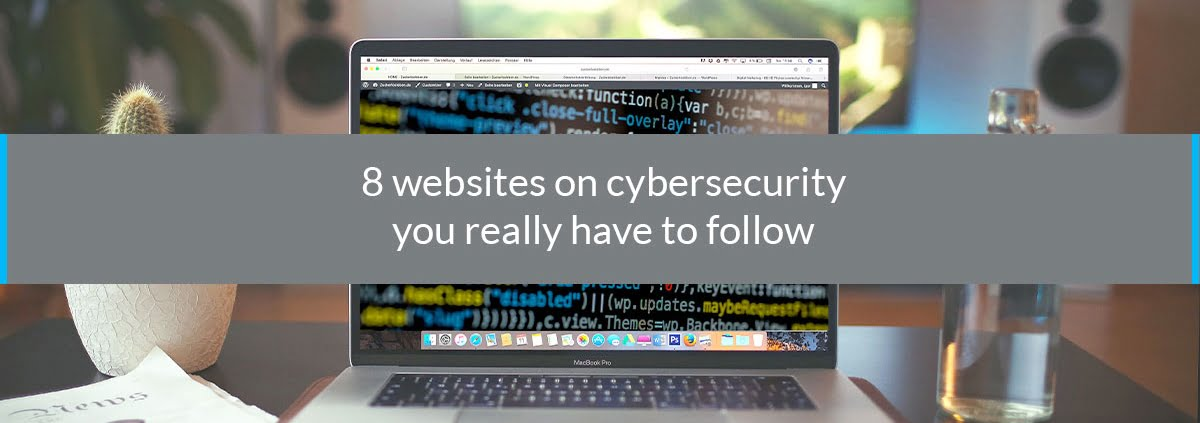 8 websites cybersecurity have follow