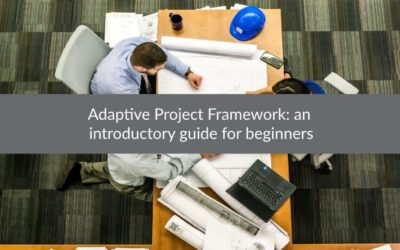 Adaptive Project Framework: an introductory guide for beginners