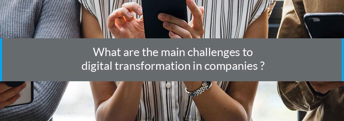 Transformation Digitale Enjeux