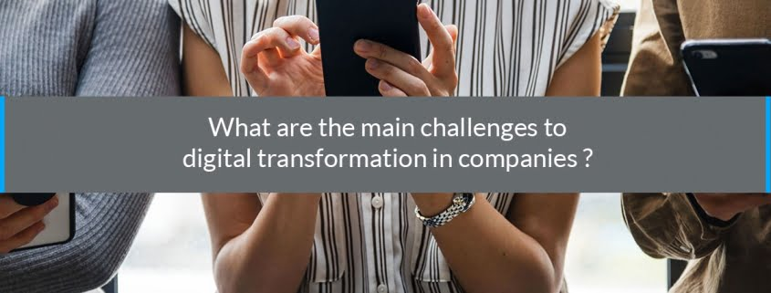 challenges digital transformation companies