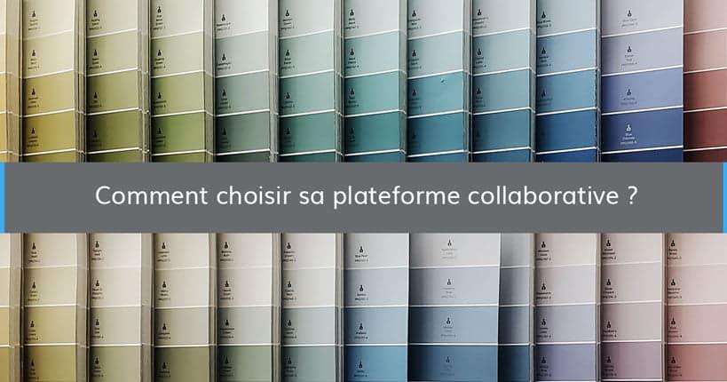 choisir plateforme collaborative blog - Wimi