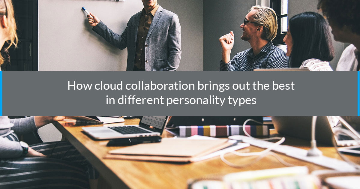 cloud collaboration best different personality types