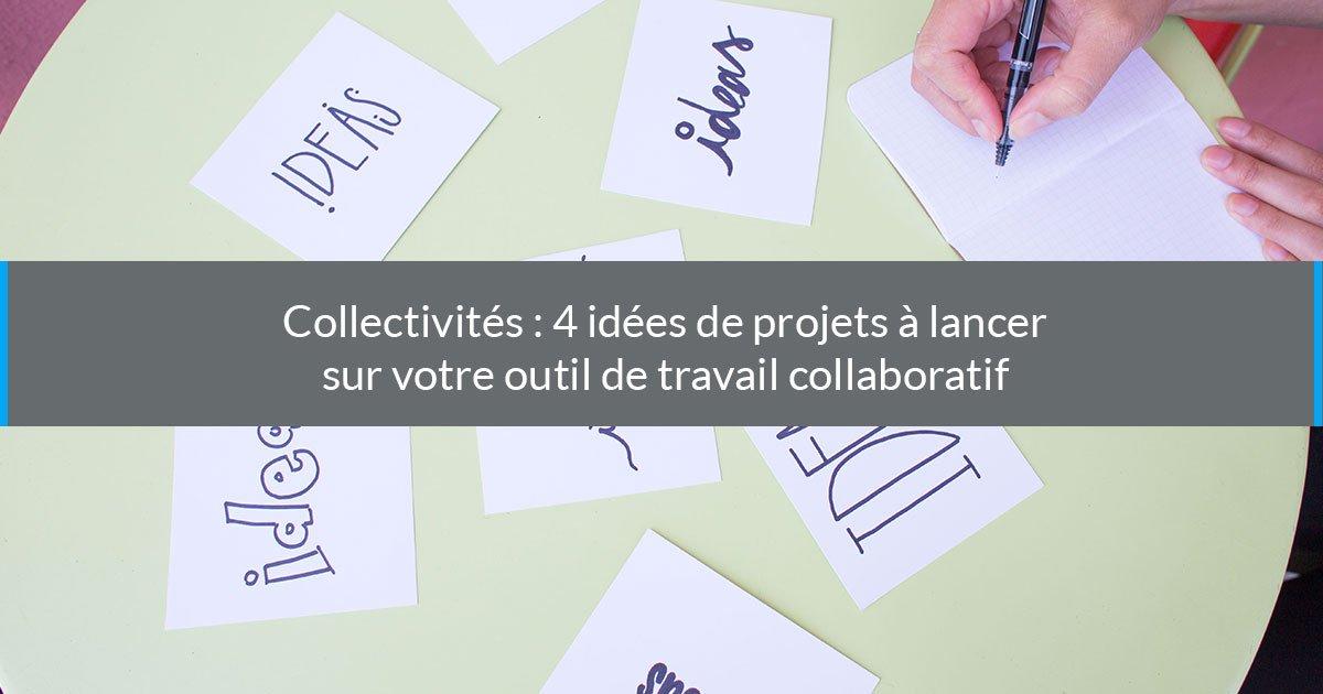 collectivités idées projet mettre en place