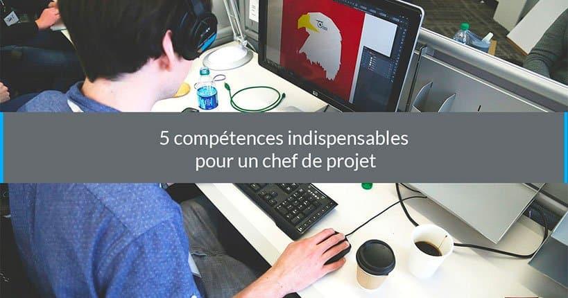competences chef de projet