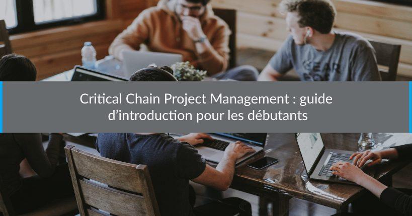 Critical Chain Project Management : guide d'introduction pour les débutants