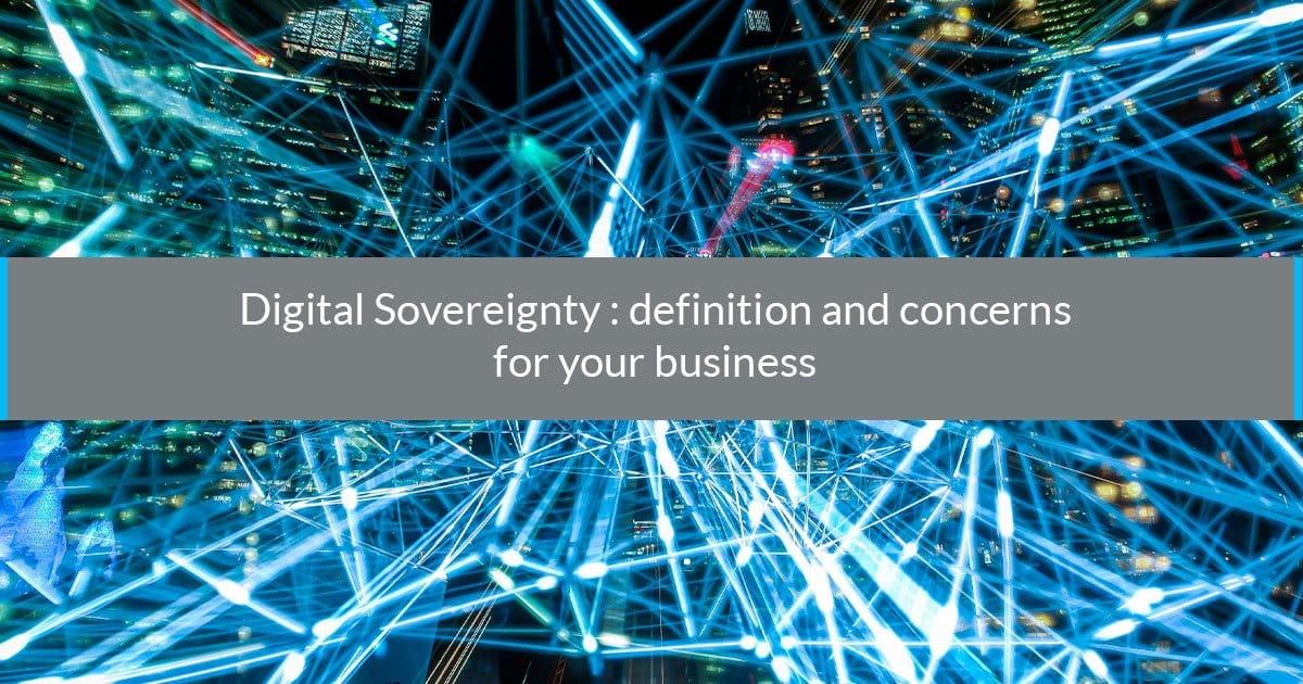 digital sovereignty