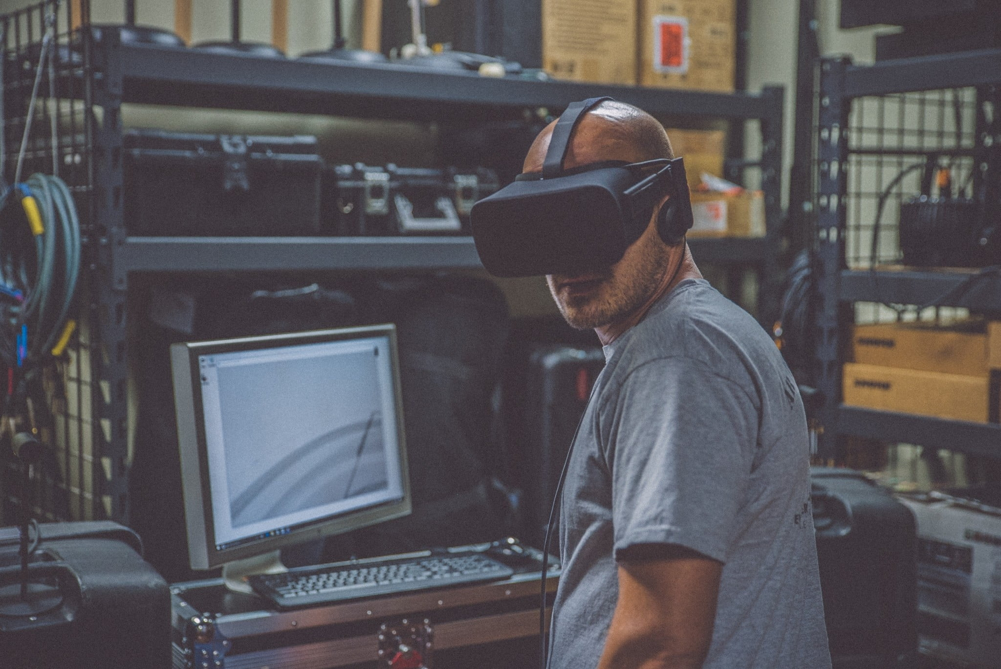 VR virtual reality innovation technology new ways of working