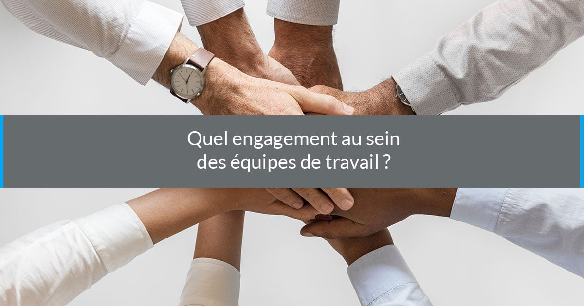 Which engagement within work teams?