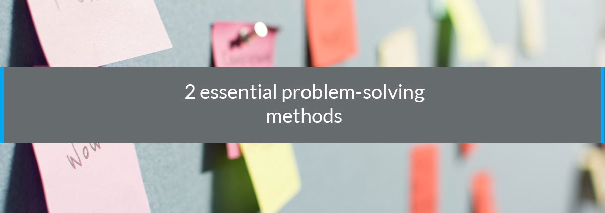 essential problem solving methods