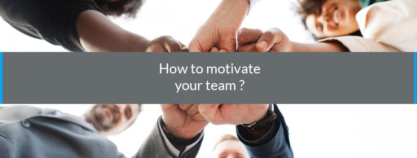 how motivate team