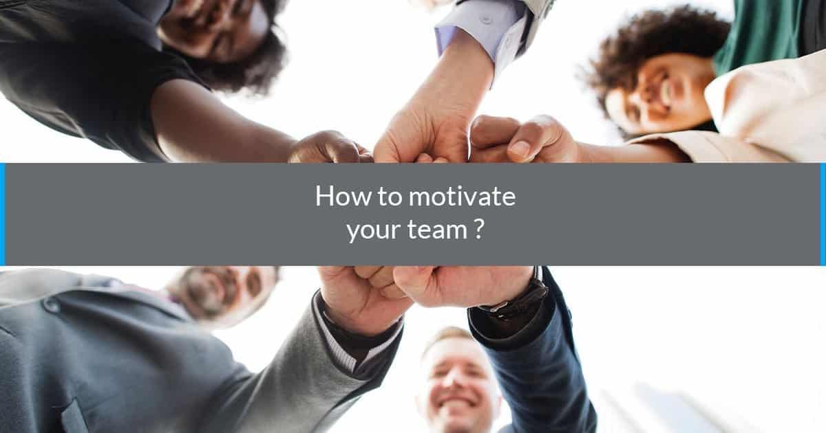 how motivate team