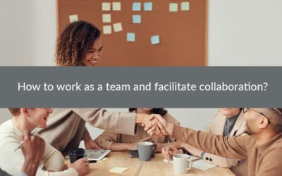 How to work as a team and facilitate collaboration?