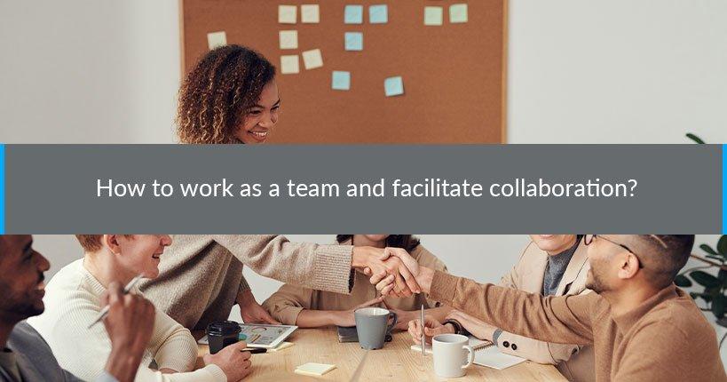 team collaboration work