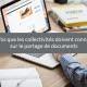 Collectivités & Partage de Documents