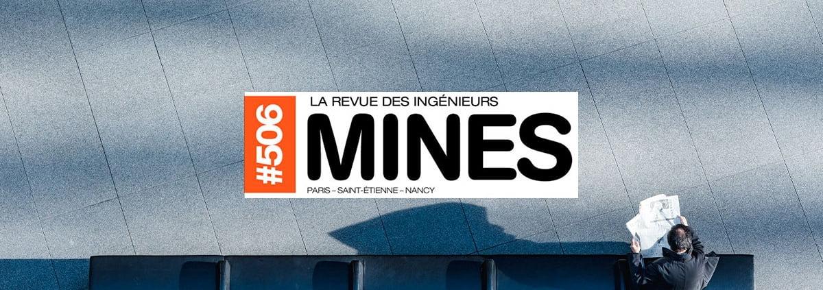 la revue des ingénieurs mines