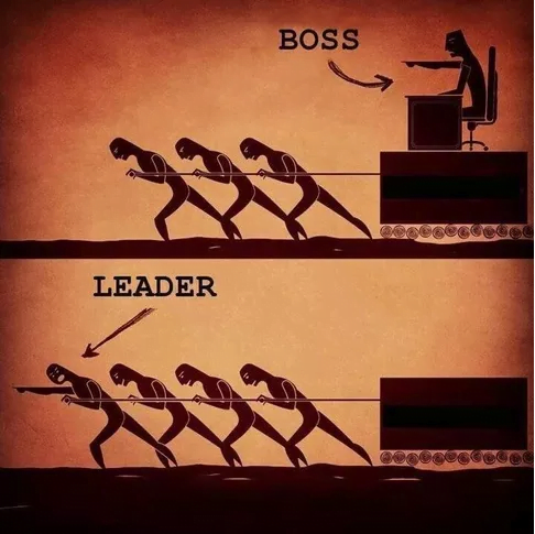 Leader - Boss