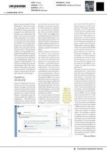linformaticien article wimi suite