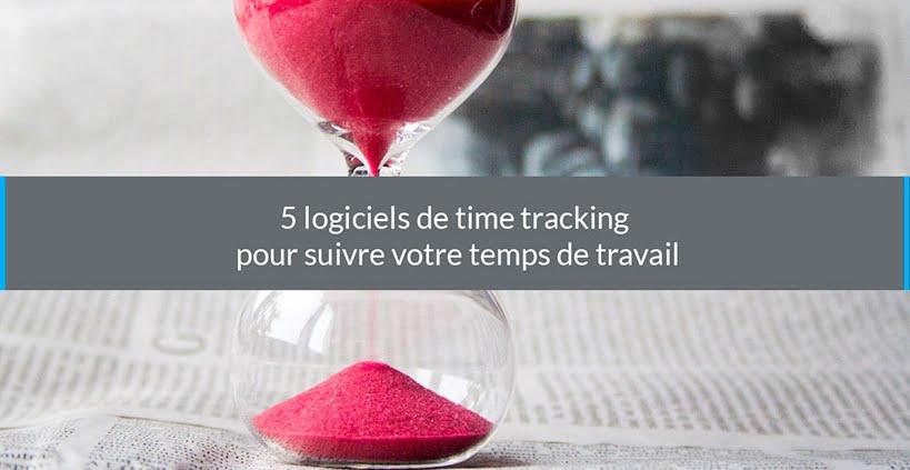 5 logiciels de time tracking