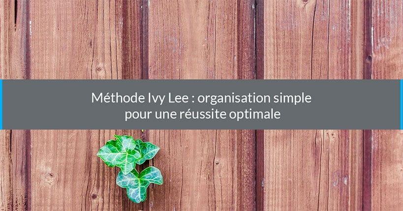 methode ivy lee