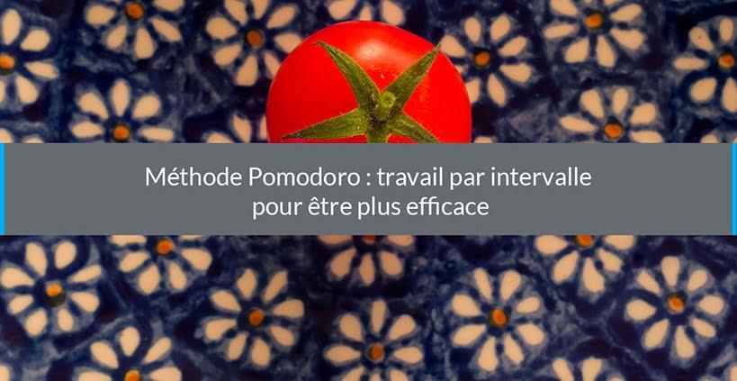 technique pomodoro