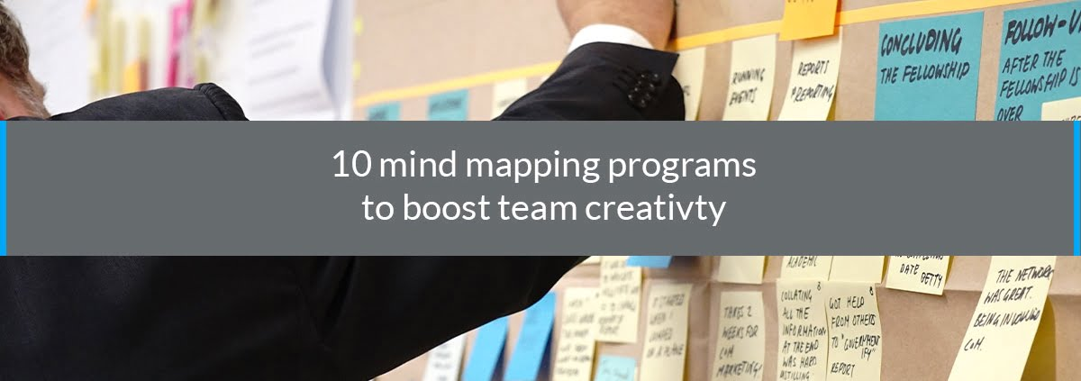 mind mapping programs