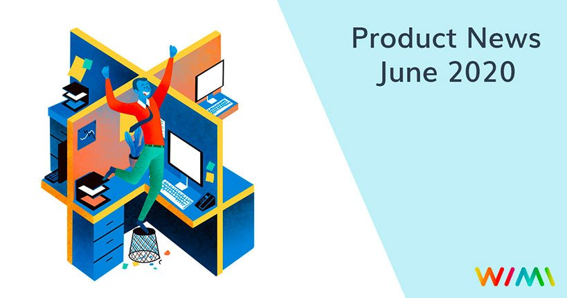 product news wimi june 2020