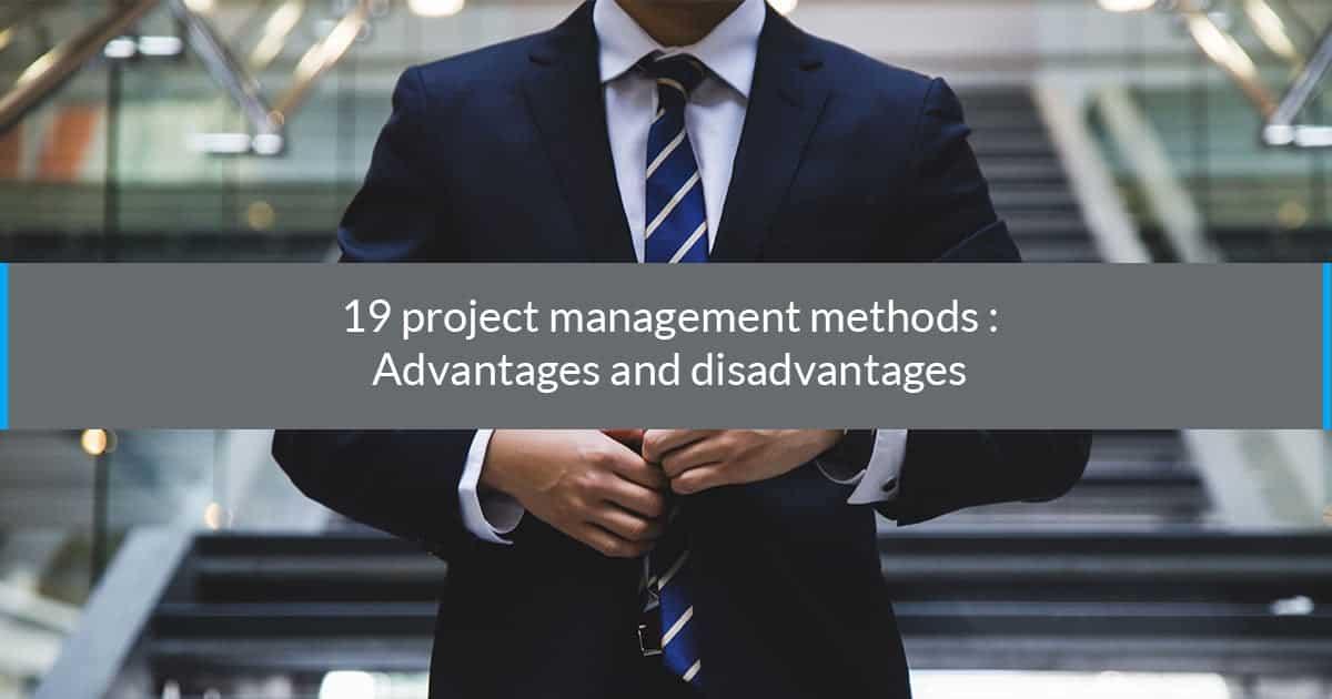 project management methods