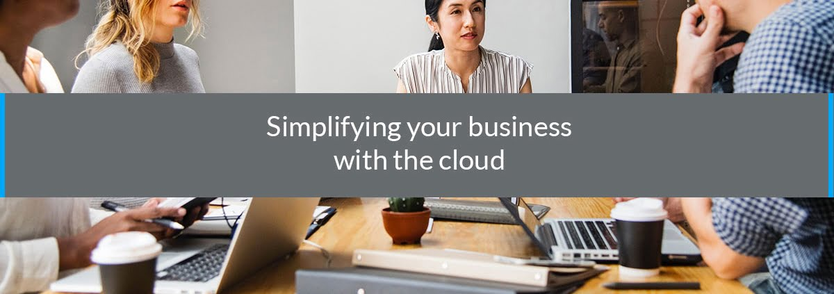 simplifying business cloud