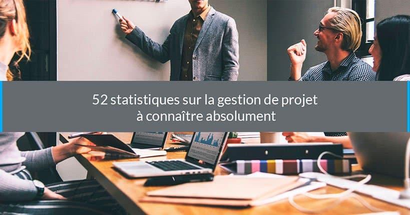 statistiques gestion de projet