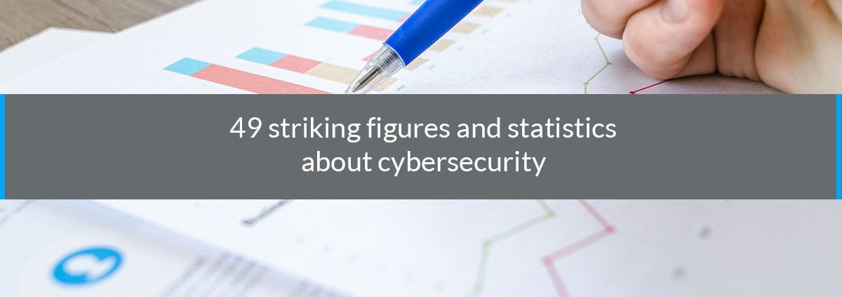 striking figures statistics about cybersecurity