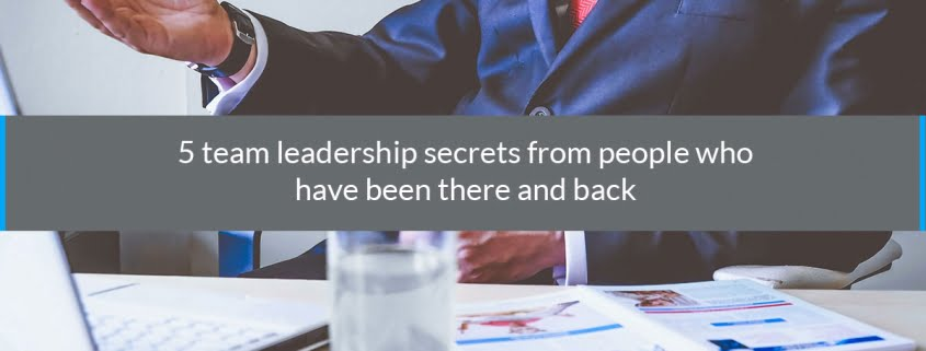 team leadership secrets