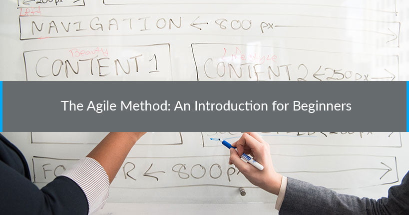 The Agile Method Introduction beginners