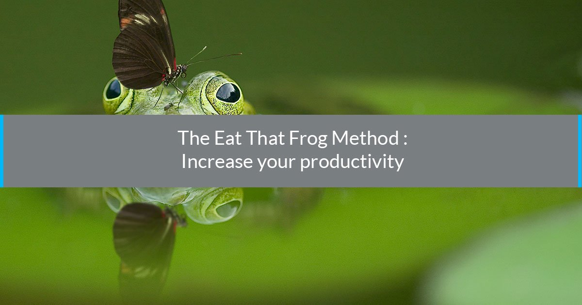 the eat that frog method