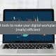 tools digital workplace efficient