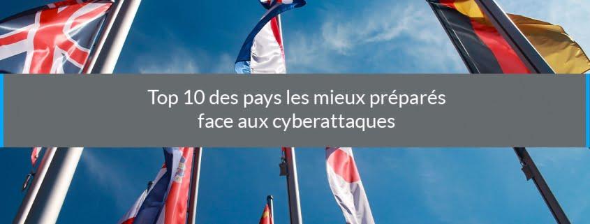 top pays préparés cyberattaques