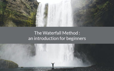 The Waterfall Method: An introduction for beginners