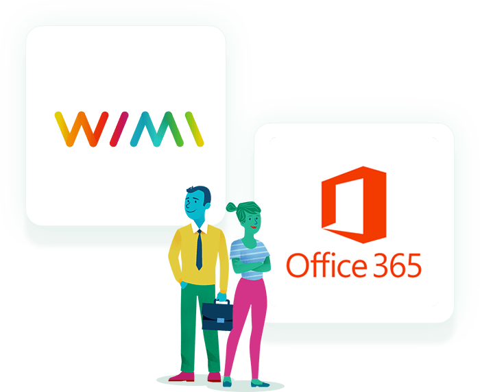 Wimi with Microsoft Office 365 -