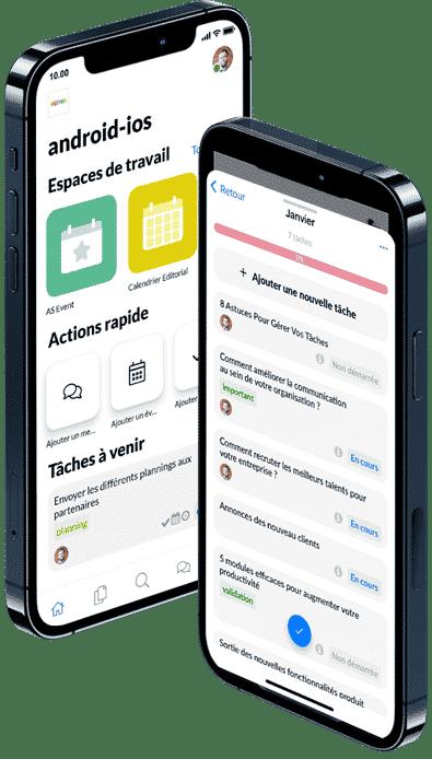 wimi mobile app iphone 2 - Wimi